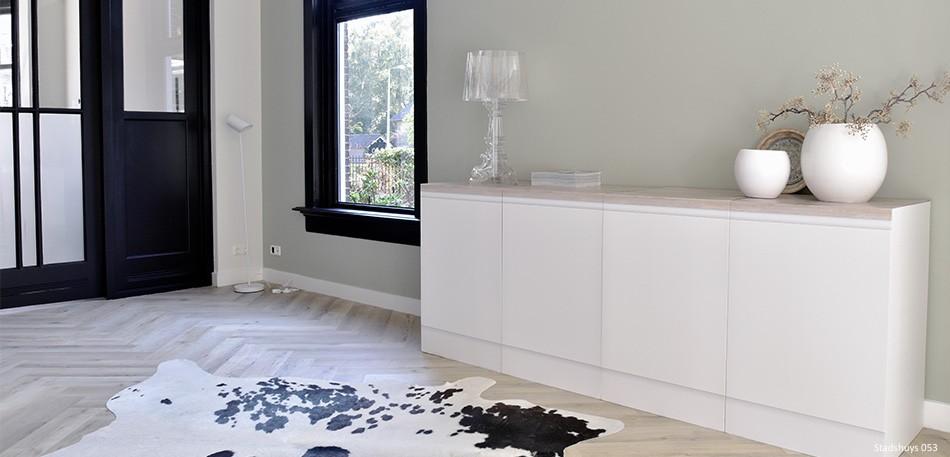 Comprar Cubiqz cómoda de cartón para Home Staging y Home Styling