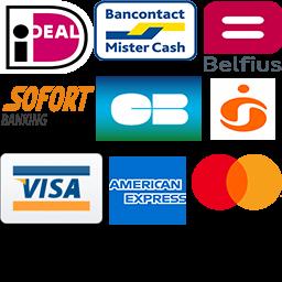 CUBIQZ Métodos de pago aceptados