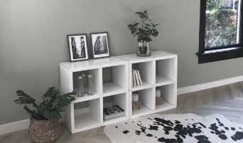 LOOKBOOK CUBIQZ LUUCK muebles de cartón