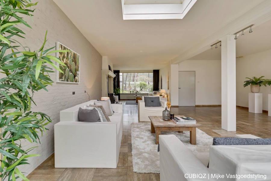 3. Muebles de cartón para Home Staging